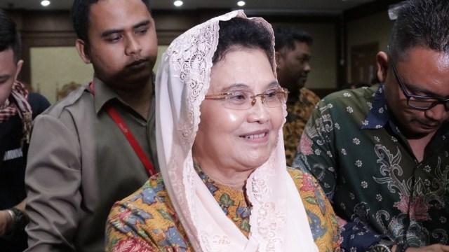 MA Tolak PK Mantan Menkes Siti Fadilah (220847)