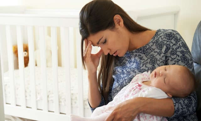 3 Tingkatan Depresi pada Ibu Pascamelahirkan (1175309)