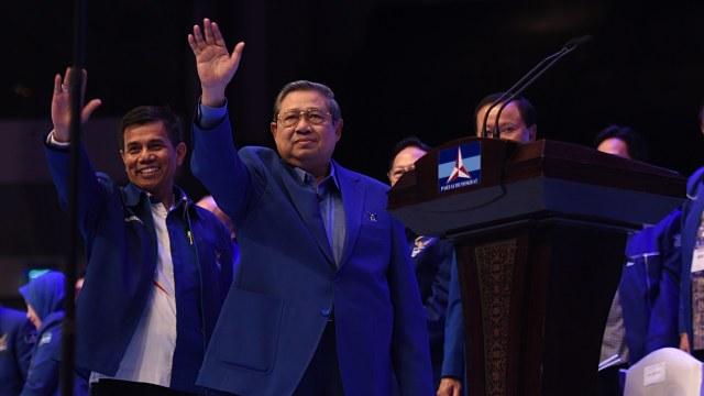 Pertemuan SBY-Prabowo, Sinyal Koalisi Pilpres 2019 (17181)
