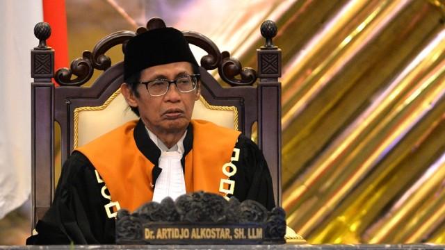 Hakim Agung Artidjo Alkostar