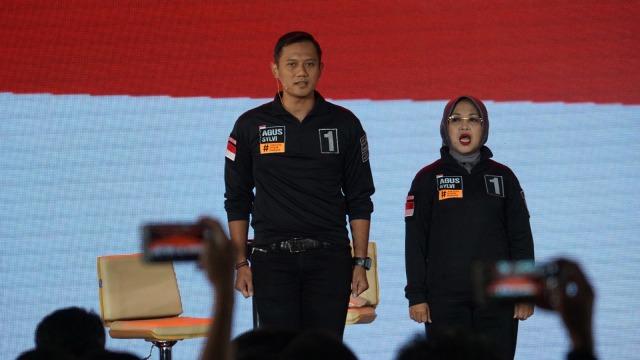 Debat Cagub-Cawagub DKI Jakarta ke 3