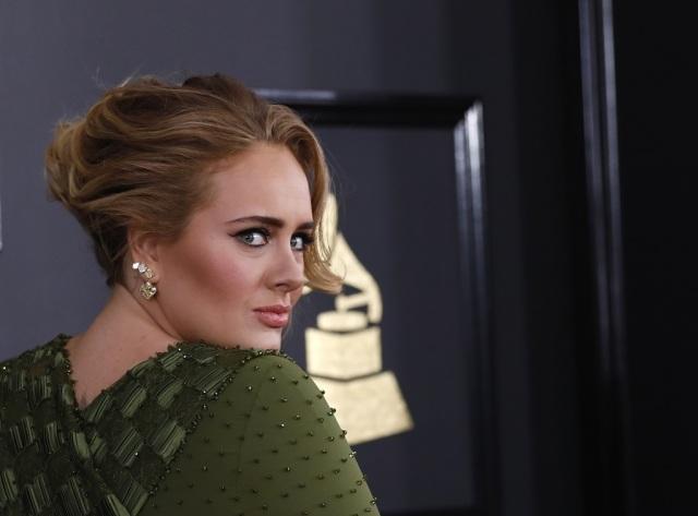 Adele Merasa Bebas Usai Gugat Cerai Suami (70858)