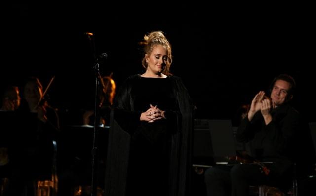 Adele Merasa Bebas Usai Gugat Cerai Suami (70860)