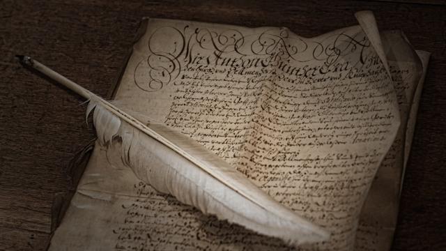 Tulisan Tangan yang Kian Musnah (9495)