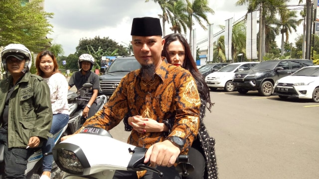 Ahmad Dhani Masih Simpan Foto Mantan Istri dan Mantan Pacar (346763)
