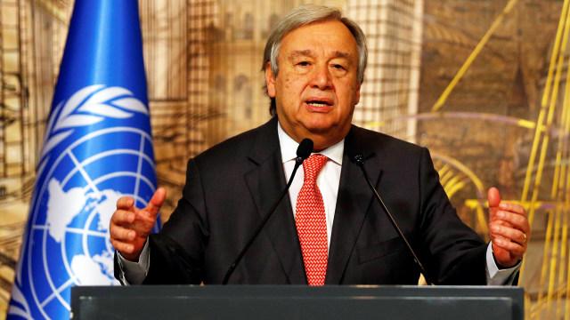 Sekjen PBB: Kami Tak Akan Biarkan COVID-19 Berujung Pandemi Utang (12287)