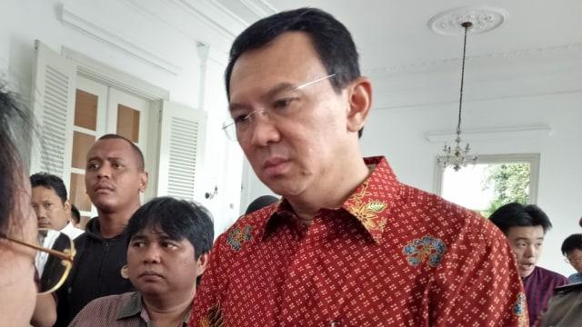 Ahok Jamin Banjir di Jakarta Tak Lebih dari 12 Jam akan Surut (147684)
