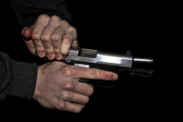 Polisi Periksa CCTV dan 6 Saksi Penembakan Sugianto di Kelapa Gading (3181)