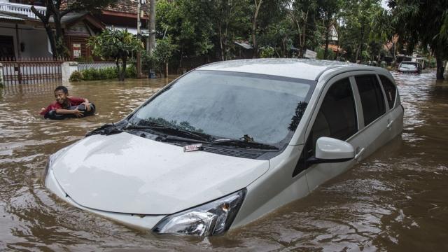 Ahok Jamin Banjir di Jakarta Tak Lebih dari 12 Jam akan Surut (147683)