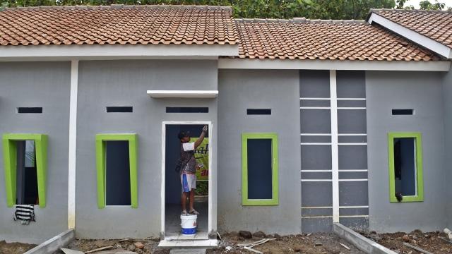 Pembangunan Rumah di Demak