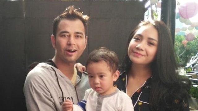 Alasan Raffi Ahmad Tak Hadir di Pernikahan Adik Nagita Slavina (280)