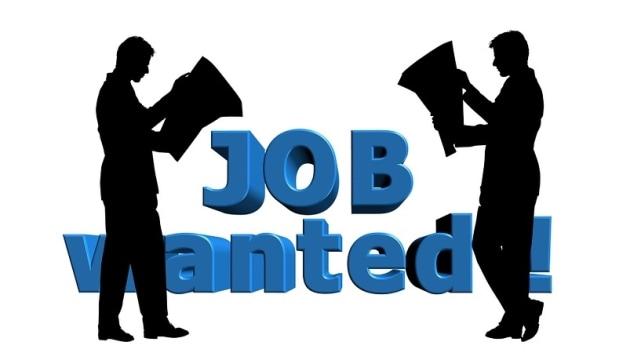 Pencari kerja (ilustrasi)