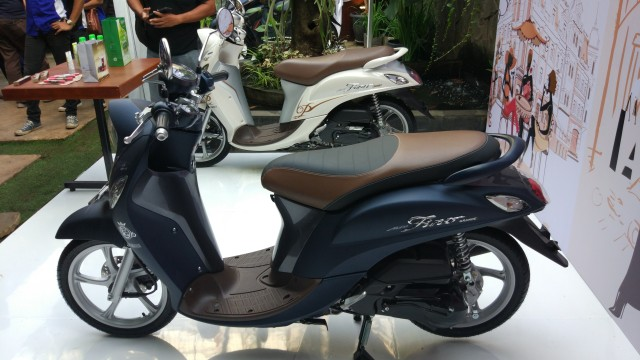 New Yamaha Fino Grande