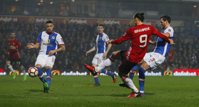 Blackburn Rovers vs Man. United