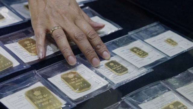Harga Emas Antam Naik Jadi Rp 1.024.000 per Gram (13689)