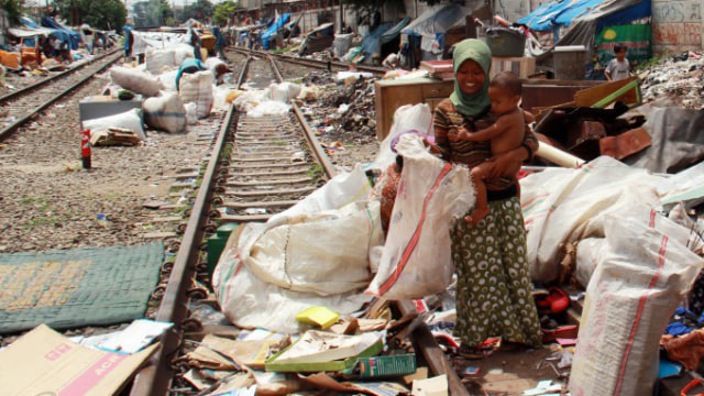 Ilustrasi Penduduk Miskin