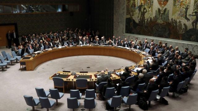 Dewan Keamanan PBB