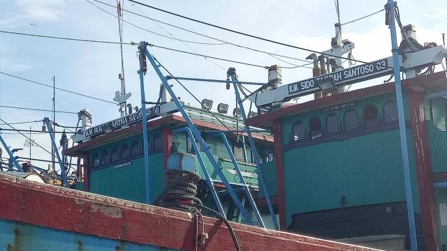Ini Identitas Kapal Eks Asing yang Parkir di Pelabuhan Muara Baru (52825)