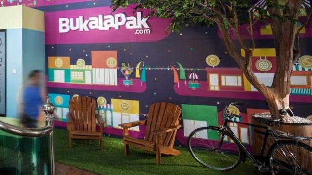 Kantor Bukalapak di Jakarta