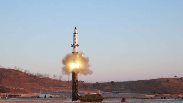 Misil Balistik Korea Utara