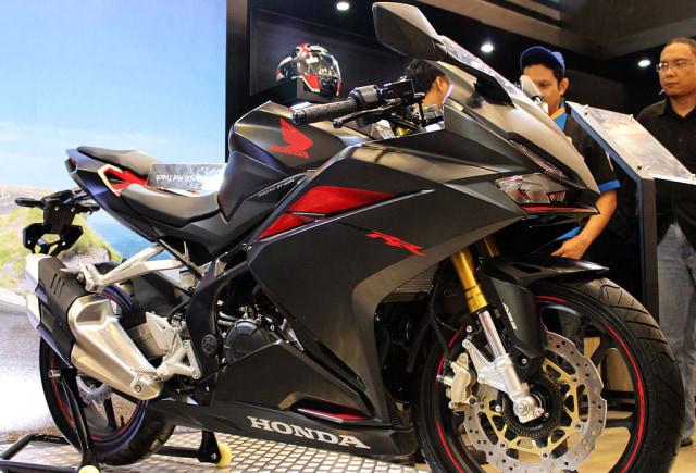 Bekal Kawasaki Ninja 250 Baru untuk Lawan Honda CBR250RR  (5864)