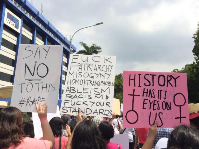Women's March Jakarta