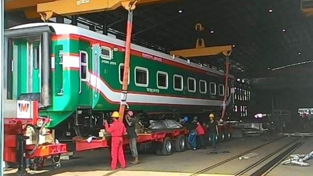 Kereta Produksi INKA Laris Manis Dibeli Bangladesh dan Filipina (187397)