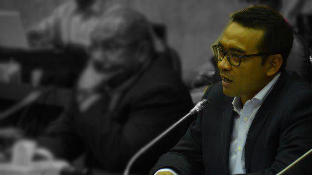Teguh Juwarno, Politikus PAN yang Tersandung Korupsi e-KTP (2096)