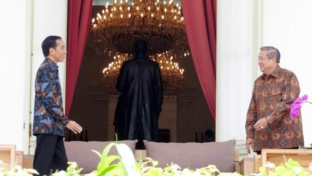 OJK Dibentuk Era SBY, Kini Presiden Jokowi Pertimbangkan Membubarkan (125685)