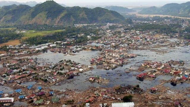 Korban Tsunami Ajukan Suntik Mati ke Pengadilan Banda Aceh (121374)