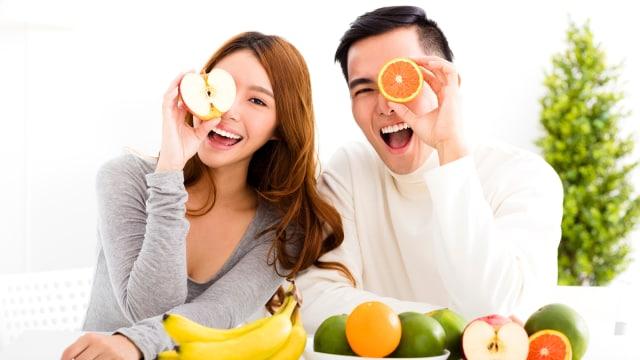 konsumsi buah