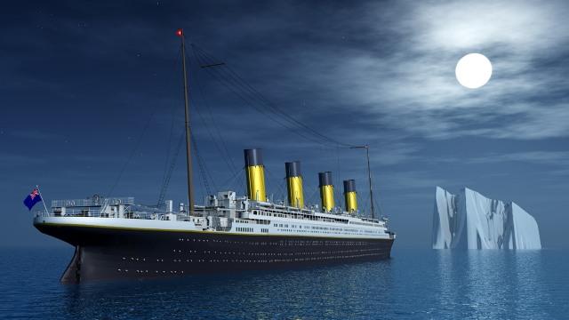 Bersiaplah, Kapal Titanic akan Berlayar Kembali  (241748)