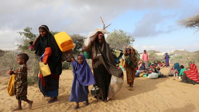 Kelaparan di Somalia