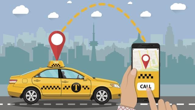 5 Kejahatan yang Terjadi di Taksi Online  (53189)