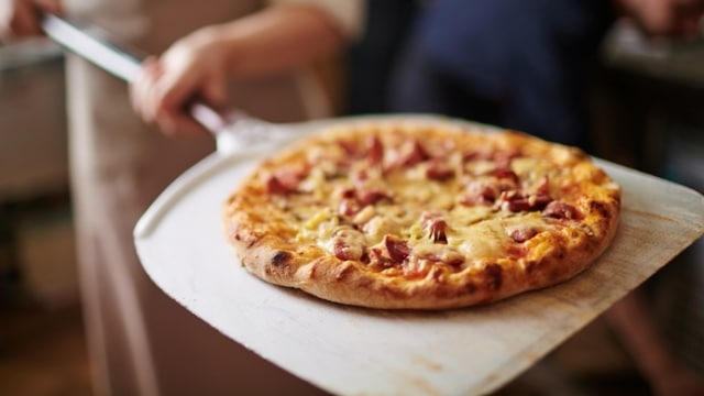 Pizza Menu Baru