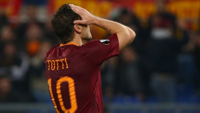 Tawa Cannavaro Waktu Tahu Anak Totti Suporter Lazio (100320)