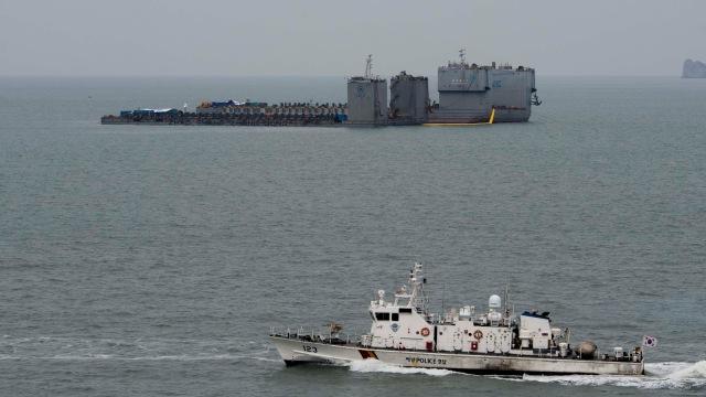 Fakta tentang Kapal Feri Sewol yang Tenggelam 6 Tahun Lalu (40548)