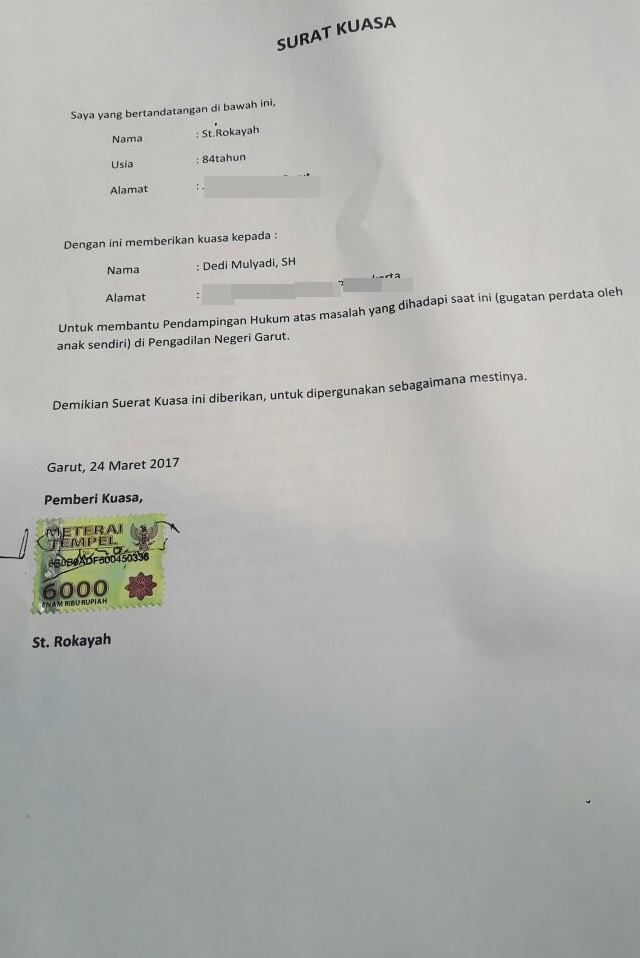 Kronologi Utang Yang Berujung Anak Menggugat Ibunya Rp 18 M