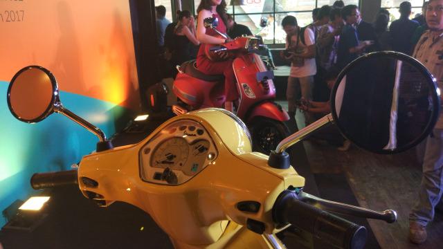 Speedometer Vespa LX 125 i-get