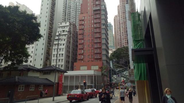 Rusun di Hongkong