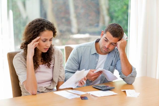 Masalah keuangan sering dipermasalahkan