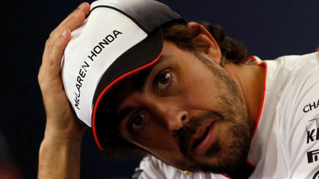 "Apakah Fernando Alonso Sudah ""Masa Bodo"" dengan McLaren dan F1? (14737)"