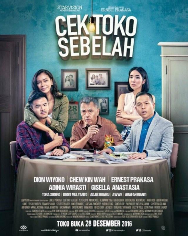 Menengok 10 Film Indonesia Terlaris Dalam 10 Tahun Terakhir