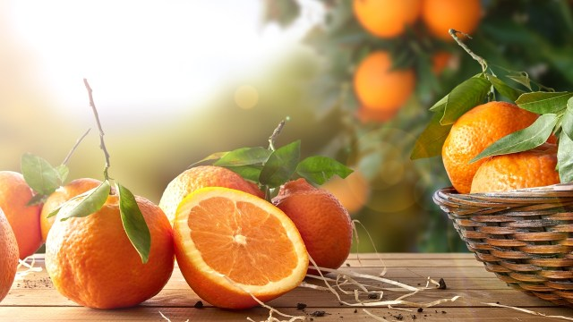 Antioksidan Vitamin C untuk Menghalau Radikal Bebas (530022)