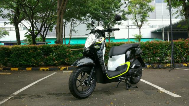 Harga Motor Matik 110 Cc Akhir Juli 2020, Termurah Rp 13 Jutaan (136397)