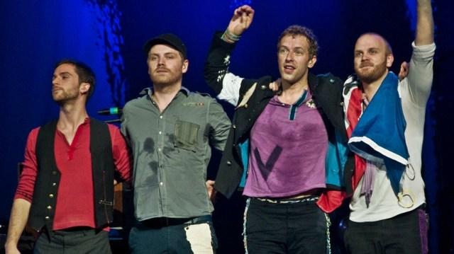 Los Unidades, Coldplay dalam Dimensi yang Lain (281276)