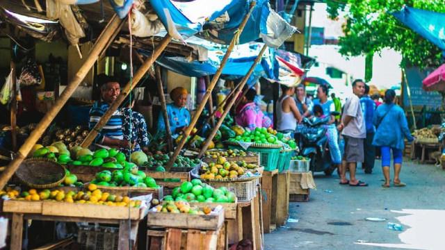 5 Pasar Tradisional Indonesia Yang Jadi Surga Belanja