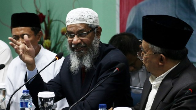Ramai-ramai Usir Zakir Naik dari Malaysia (524)