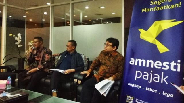 Dirjen Pajak soal Pencapaian Tax Amnesty