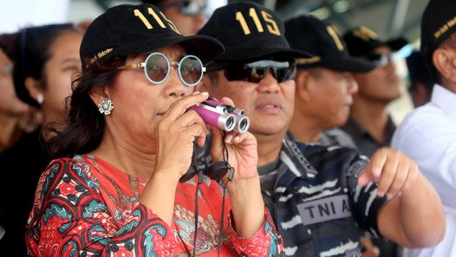 Pamit Susi ke Anggota DPR dan Awak Media (222599)